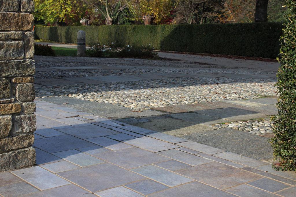 Pavimentazioni recinzioni contenimento terra il giardino - Sabbia per giardino ...